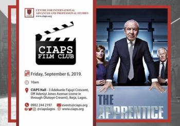 CIAPS Film Club September Event