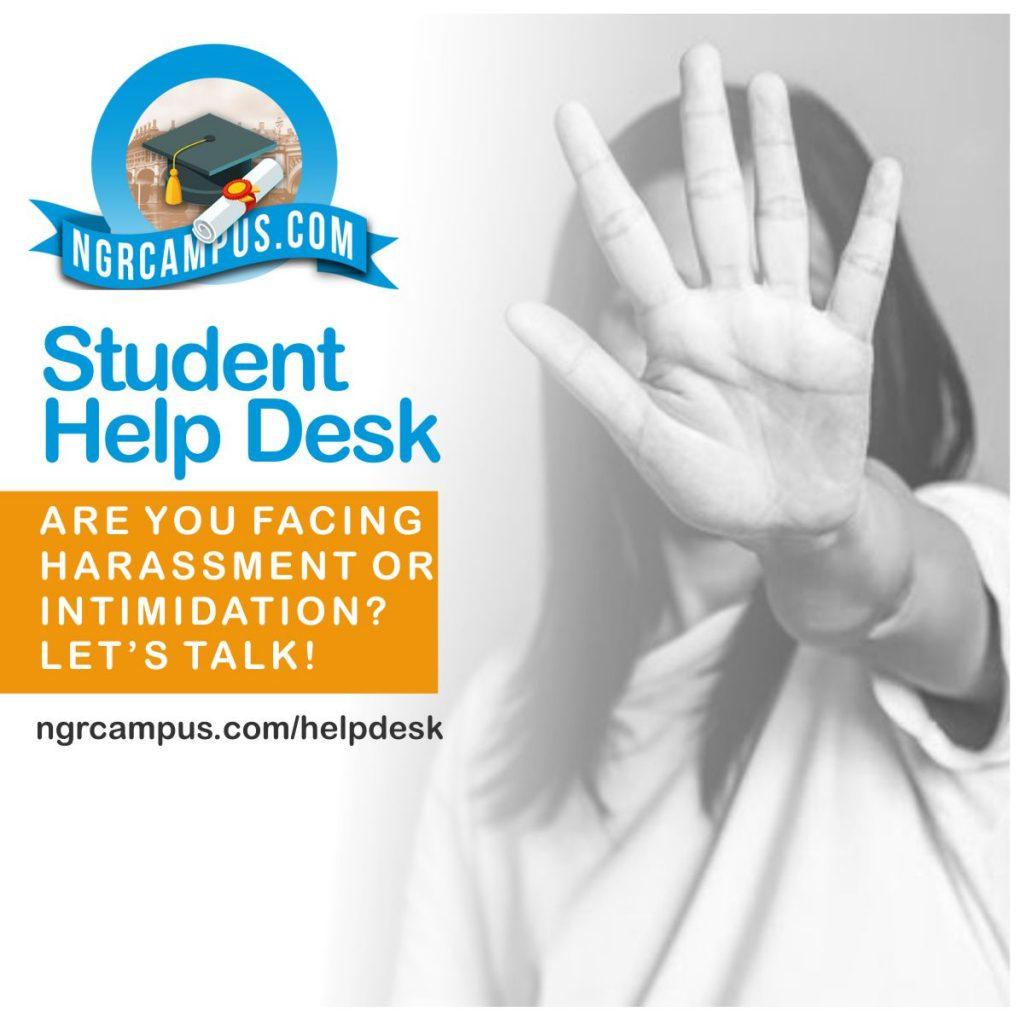 NGRCampus Student Help Desk