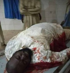 Umar Isah, ABU Lecturer Killed By Bandits In Katsina (Graphic Photo)