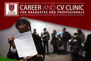 CV Career and CV Clinic